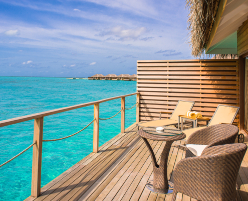 Laid Back Vacations in Maldives