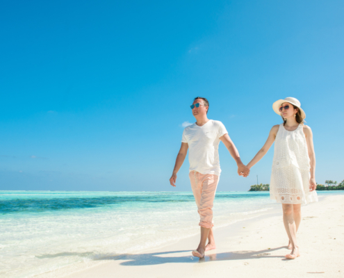 Maldives Honeymoon Package for Couples