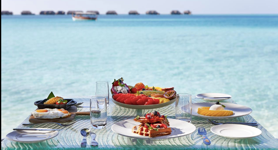 Restaurants in Conrad Maldives Rangali Island